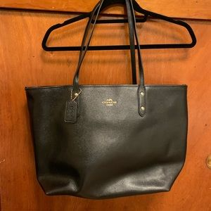 Coach City Zip Tote